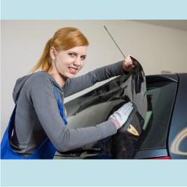 Tönungsfolie für Fahrzeugscheiben